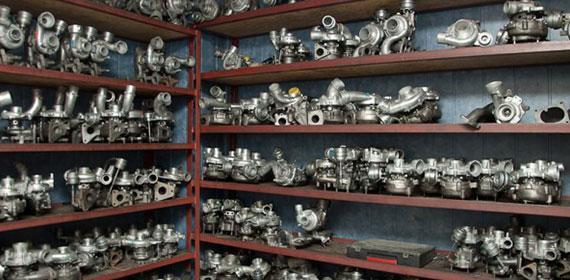 Regenercja turbosprężarek